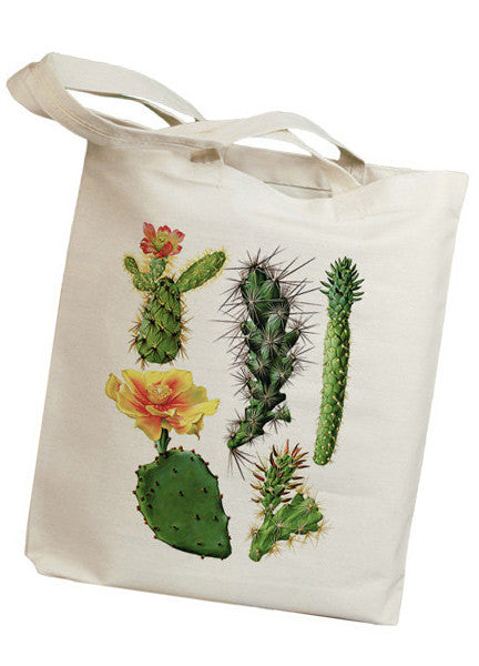 Cacti Tote - LEIF