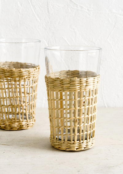 Caged Seagrass Tumbler