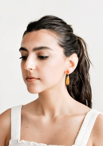Honey Jar Earrings hover