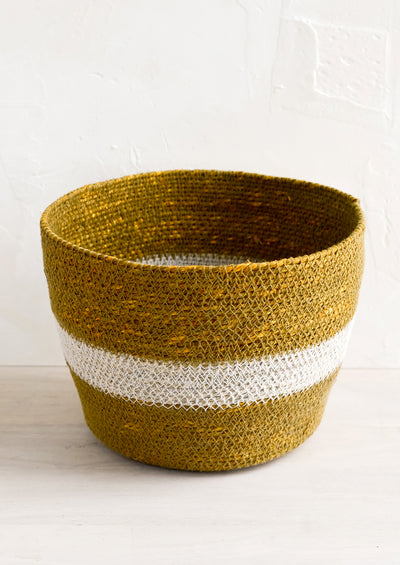 Carmel Seagrass Basket