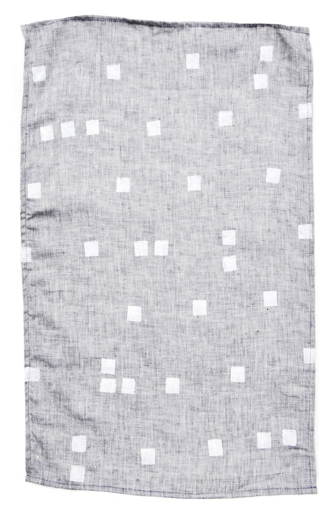 Floating Confetti Tea Towel - LEIF
