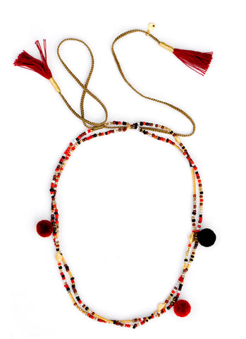 Casablanca Convertible Necklace - LEIF