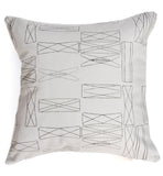 Cat's Cradle Cushion Cover