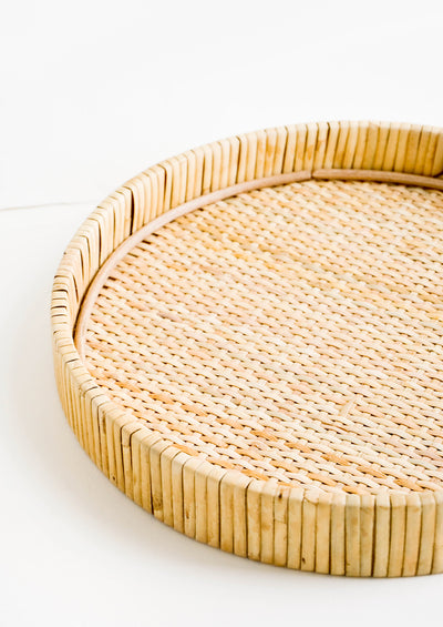 Cayman Rattan Tray hover