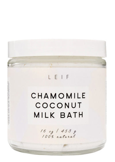 Chamomile Coconut Milk Bath