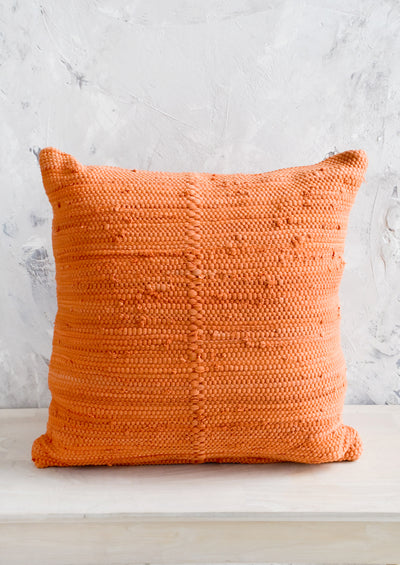 Chindi Cotton Pillow