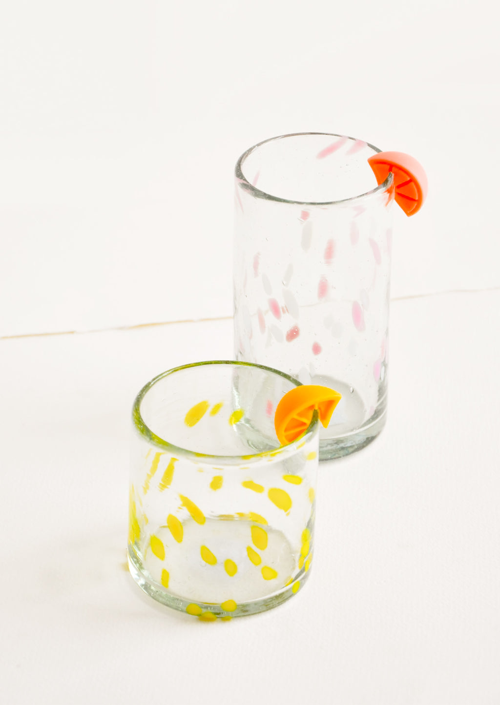 2: Citrus Slice Drink Markers in  - LEIF
