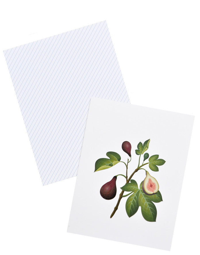 Scented Botanical Card - LEIF