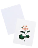 Scented Botanical Card