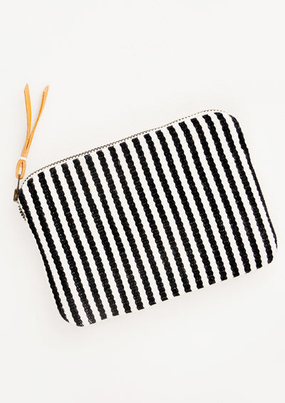 Clare Fabric Zip Pouch hover