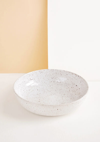 Classic Speckle Ceramic Bowl