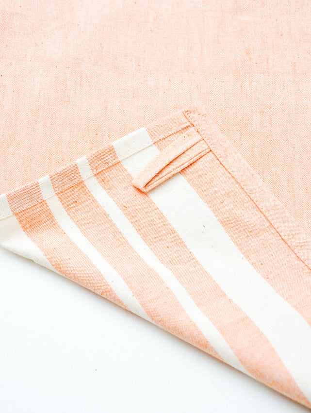3: Classic Stripe Tea Towel in  - LEIF