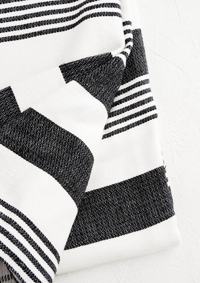 Classic Stripe Throw hover