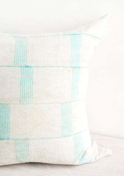 Clearwater Strip Cloth Pillow hover