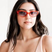 2: Clementine Sunglasses in  - LEIF