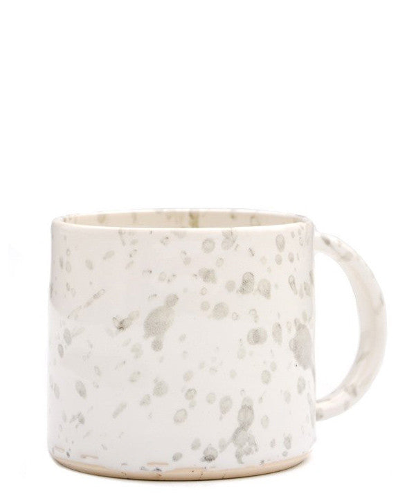 1: Cloud Splatter Mug in  - LEIF