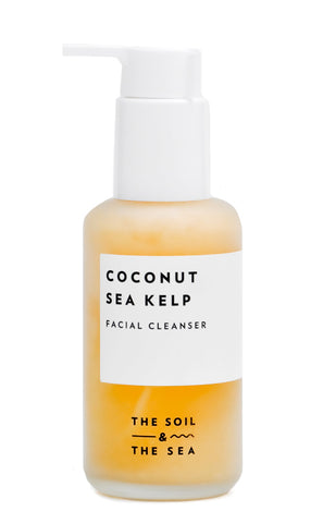 Coconut Sea Kelp Cleanser