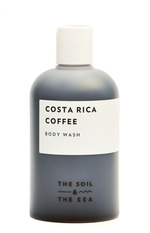 Costa Rica Coffee Body Wash