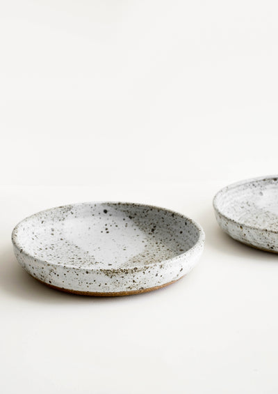 Rustic Ceramic Dinner Bowl