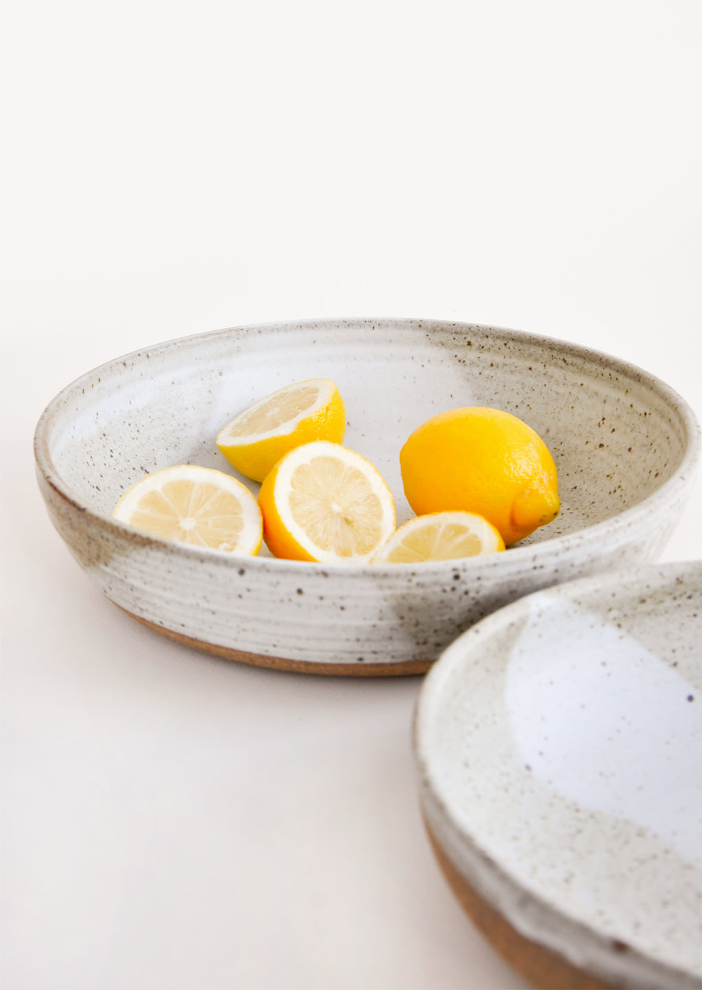 4: Rustic Ceramic Serving Bowl