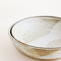 2: Rustic Ceramic Serving Bowl