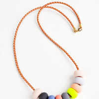 The Color Curator Necklace in Cool Glow - LEIF