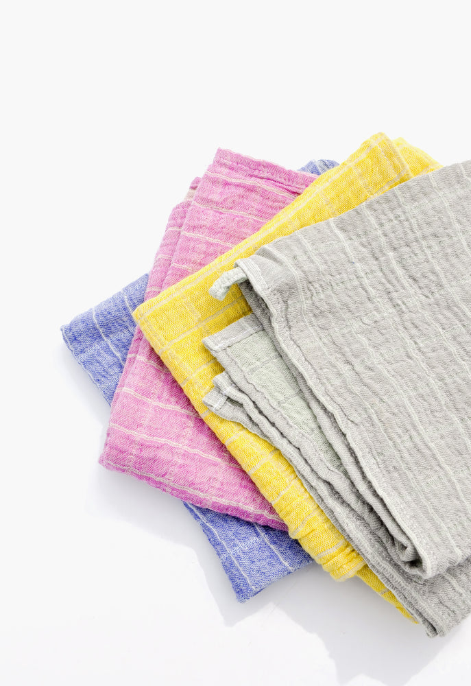 1: Color Duo Hand Towel in  - LEIF