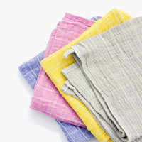 Color Duo Hand Towel - LEIF