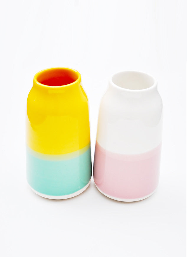 Color Gloss Vase - LEIF