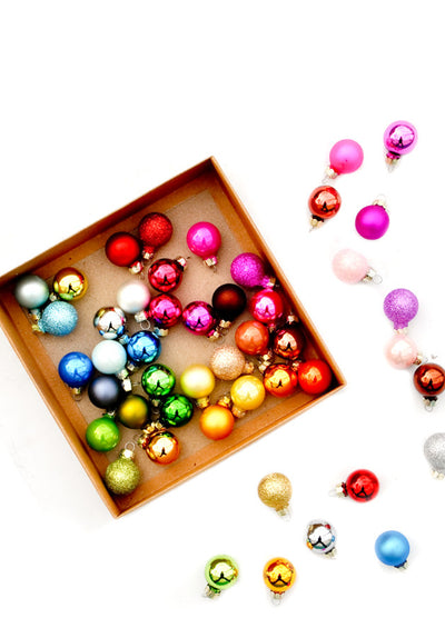 Color Spectrum Mini Ornament Set in  - LEIF