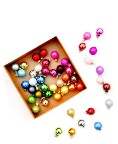 Color Spectrum Mini Ornament Set - LEIF
