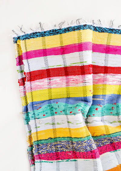 Colorstripe Floor Blanket