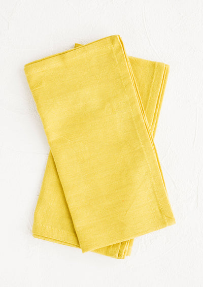 Colorant Napkin Set