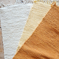 5: Colorant Cotton Rug