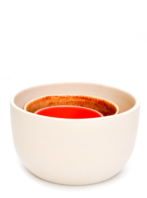 Color Contrast Nesting Bowl Set - LEIF