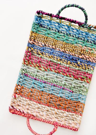 Colorweave Tray in Large [$36.00] - LEIF