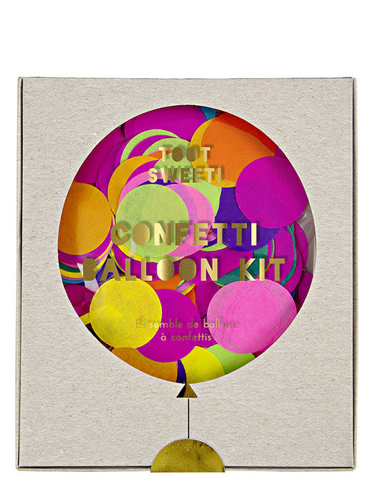 1: Confetti Balloon Kit in  - LEIF