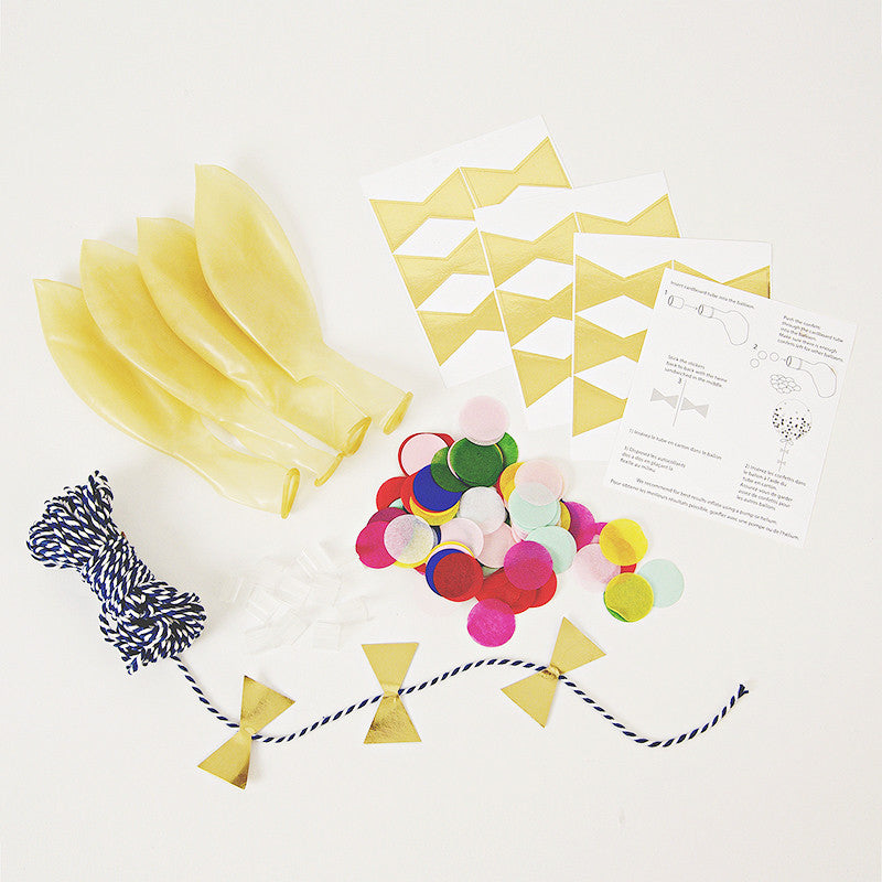 2: Confetti Balloon Kit in  - LEIF