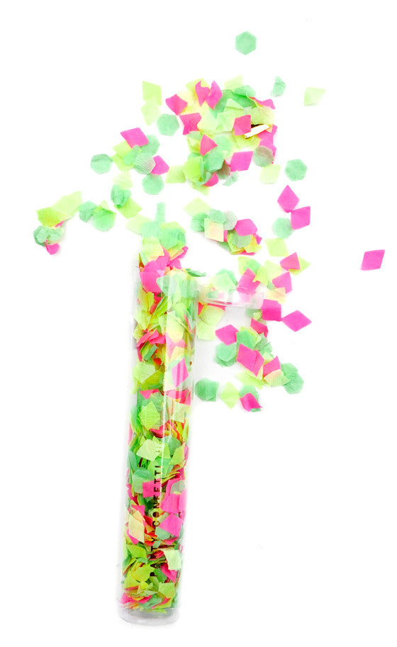 Party Confetti Tube - LEIF