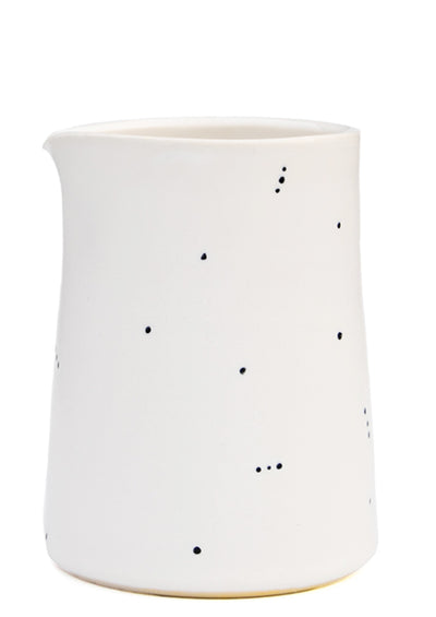 Starry Sky Ceramic Pitcher