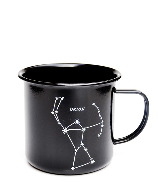 Constellations Enamel Mug - LEIF