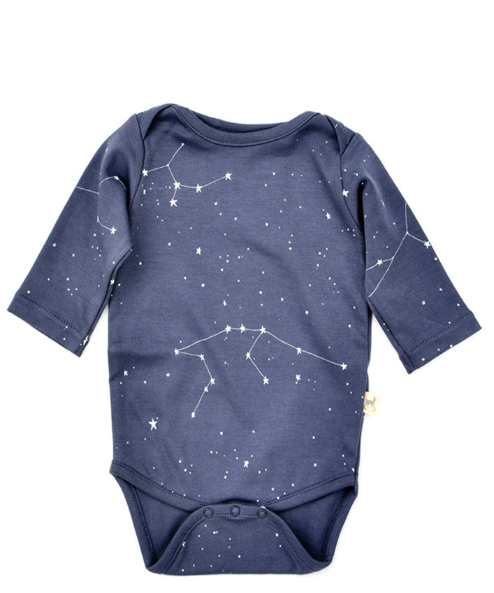 Constellation Print Onesie