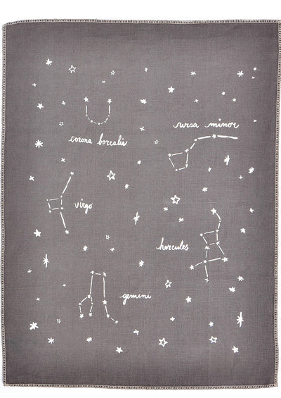 Constellations Tea Towel