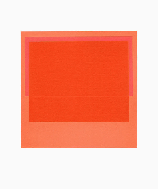 Hot Red Series Print - LEIF