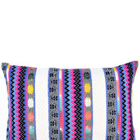 Cobalt: Coyoacan Pillow in Cobalt - LEIF