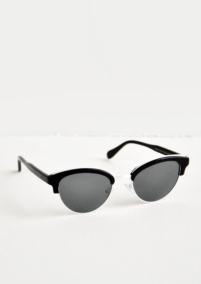 Cupid Two Tone Sunglasses in  - LEIF