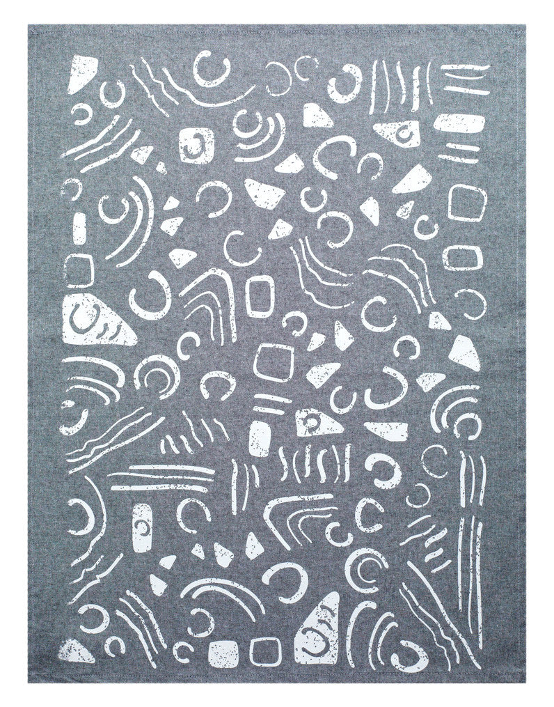 Swerves Chambray Tea Towel - LEIF