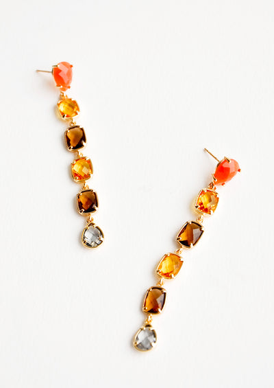 Cuzco Gem Drop Earrings