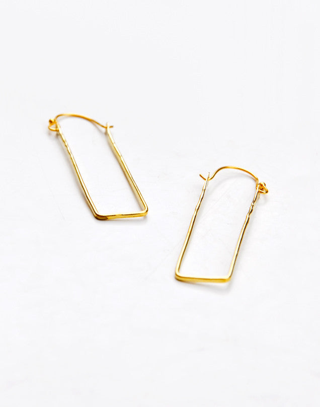 Delicate Geometry Earrings - LEIF