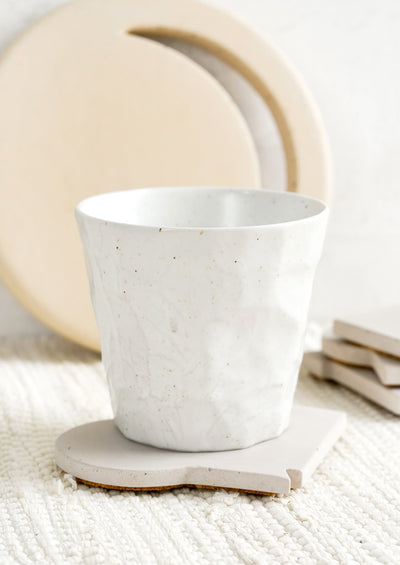Desert Moon Ceramic Cup